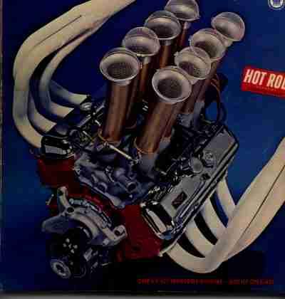 The Big Block Chevrolet V8s