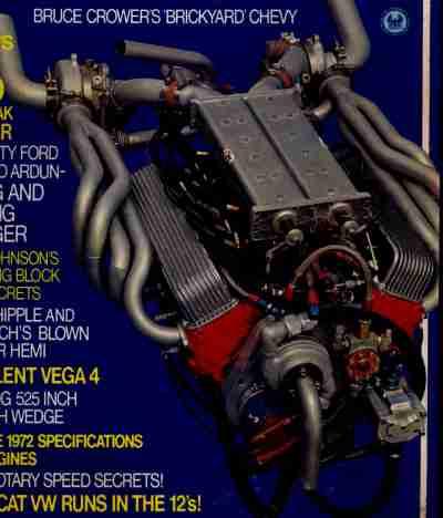 The Small Block Chevrolet V8s