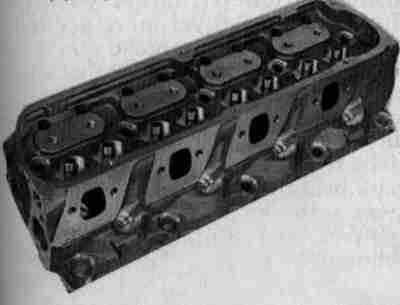 The Ford Small Block Head FYI
