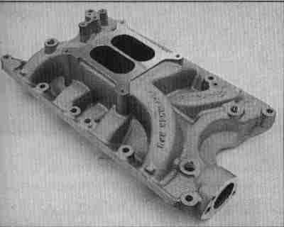 Small Block Ford Intake Manifold Specs